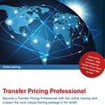 Become A Transfer Pricing Professional With This Online Training And E-Exam